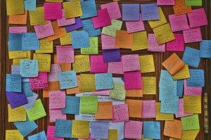 team building_post it