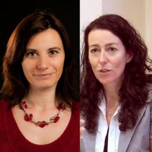 Adele Mapelli e Simonetta Fedrizzi